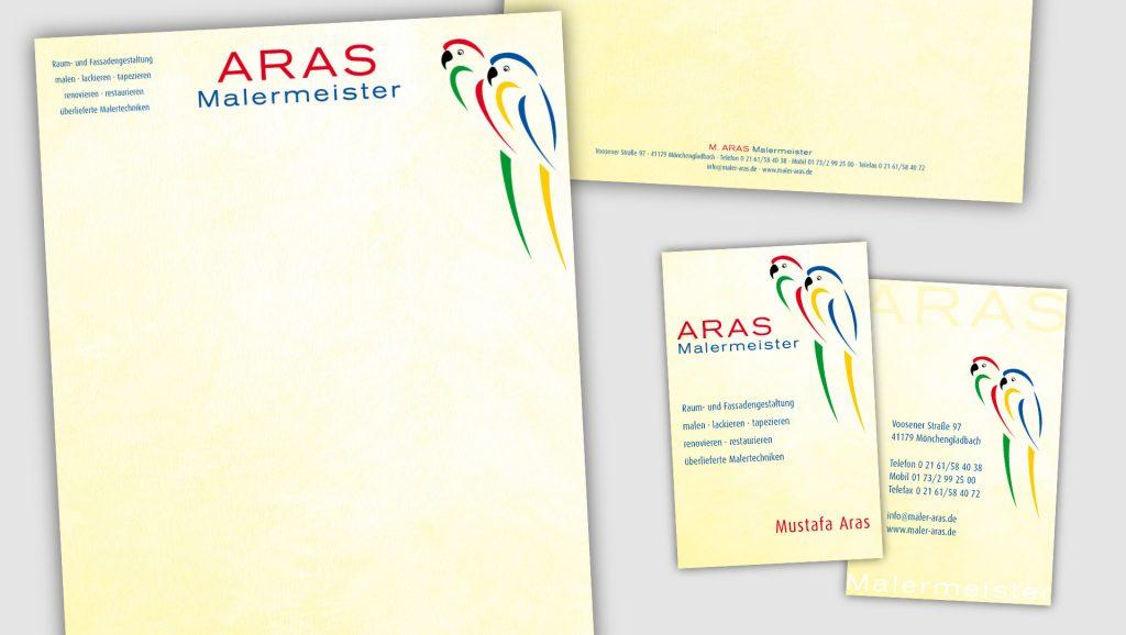 Aras Briefbogen