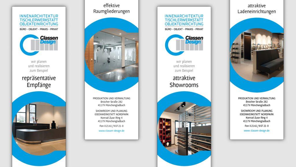 Classen Design Anzeigen