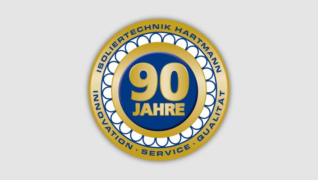 Hartmann Jubiläumssiegel