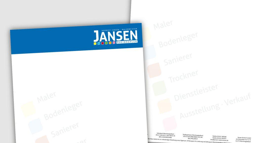 Jansen Briebogen