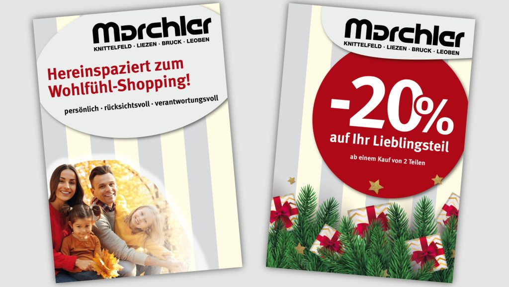 Marchler Modewelten Poster