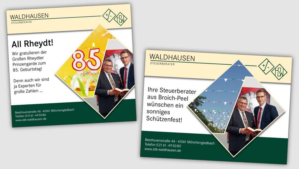 Sterbüro Waldhausen Anzeigen