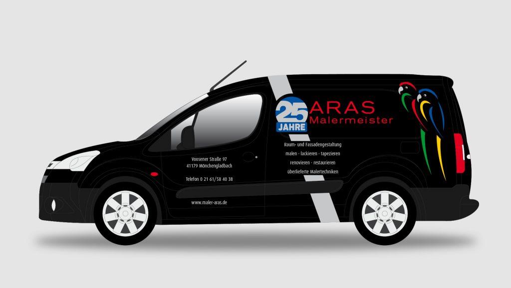 Aras Fahrzeug