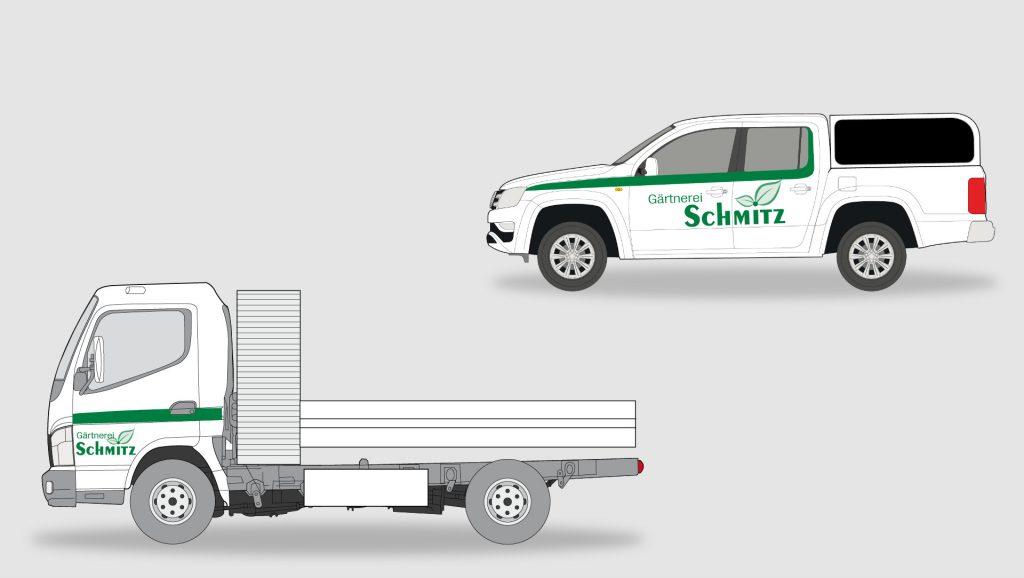 Gärtnerei Schmitz Fahrzeuge