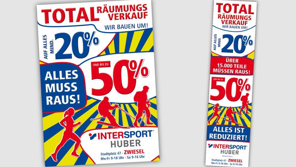 Intersport Huber Anzeigen