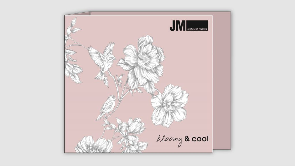 JM Textiles Muustermappe