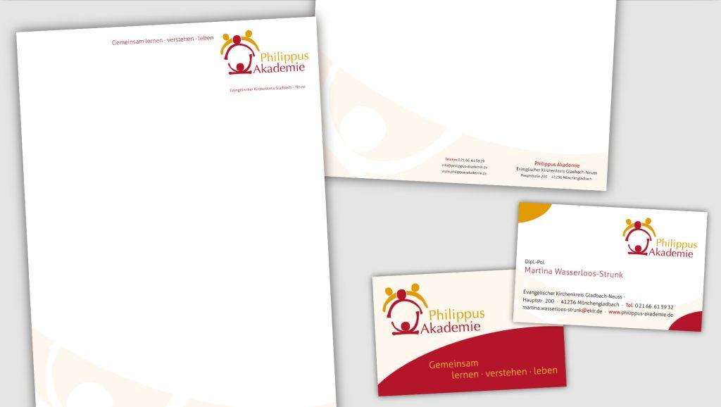 Philippus Akademie Briefbogen