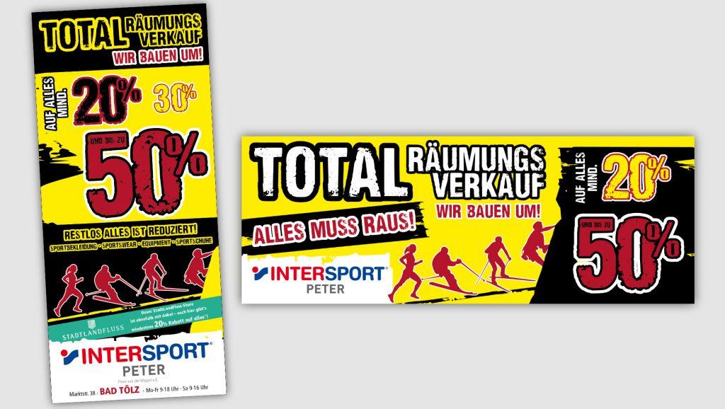 Intersport Peter Anzeigen