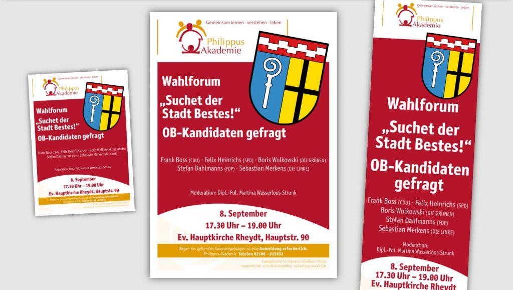 Philippus Akademie Plakat